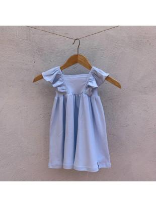 Letnia sukienka z falbankami